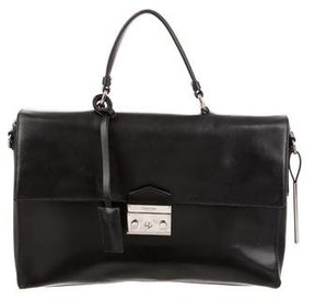 Calvin Klein Collection Leather Handle Bag