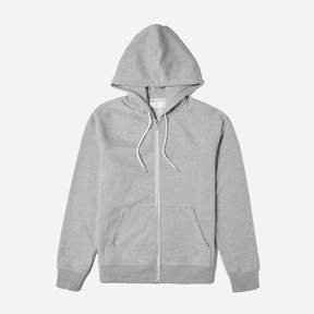 Everlane The Classic French Terry Zip Hoodie