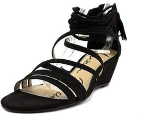 American Rag Womens Mirah Open Toe Casual Wedged Sandals.