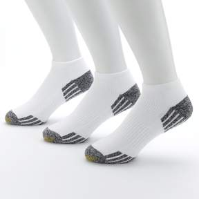 Gold Toe GOLDTOE Men's GOLDTOE 3-pk. G Tec Outlast No-Show Athletic Socks