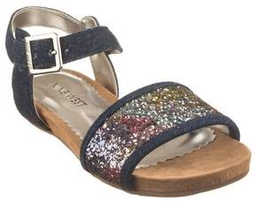 Nine West Girls' Tasyah Ankle Strap Sandal