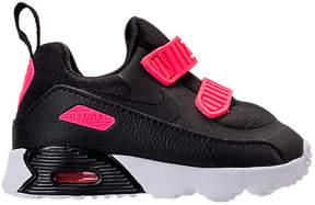 Nike Girls' Toddler Air Max Tiny 90 Running Shoes