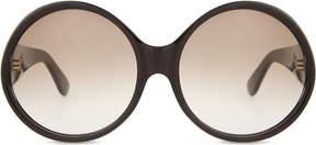 Saint Laurent Sl57 round-frame sunglasses