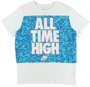 Nike Mens All Time High T Shirt White XL