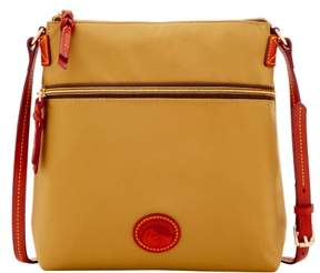 Dooney & Bourke Nylon Crossbody Shoulder Bag - KHAKI - STYLE