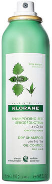 Klorane Dry Shampoo with Nettle.