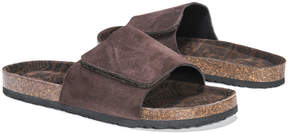Muk Luks Dark Brown Jackson Sandal - Men