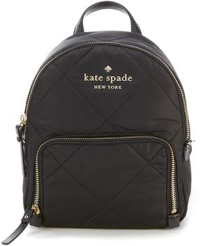 Kate Spade Watson Lane Small Hartley Quilted Backpack