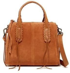 Lucky Brand Myra Small Leather Crossbody Bag