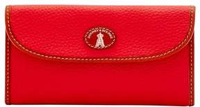 Dooney & Bourke MLB Angels Continental Clutch