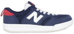 New Balance 300 Faux Suede & Mesh Sneakers
