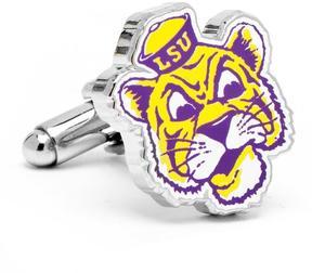 Ice Vintage LSU Tigers Cufflinks