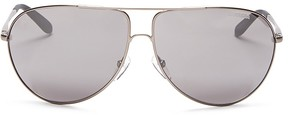 Carrera New Gipsy Aviator Sunglasses, 64mm