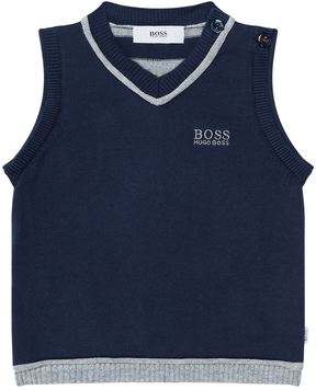 HUGO BOSS Knitted Vest