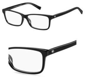 Tommy Hilfiger Eyeglasses T_hilfiger 1450 08Y5 Black Gray