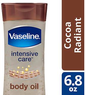 Vaseline Body Gel Oil Cocoa Radiant
