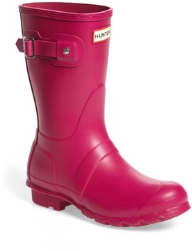 Hunter Women's Short Rain Boot
