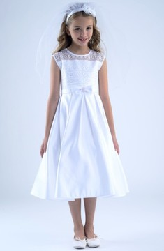 Us Angels Girl's First Communion Dress