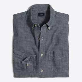 J.Crew Factory Medium Blue Chambray