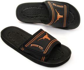 NCAA Adult Texas Longhorns Slide Sandals