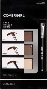 CoverGirl Eyebrow Brow Powder Kit
