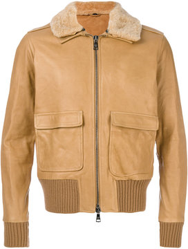 Giorgio Brato Limited Edition aviator jacket
