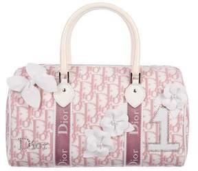 Christian Dior Diorissimo Girly Boston Bag