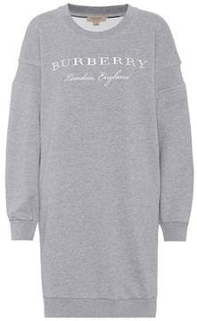 Burberry Cotton sweatshirt dress