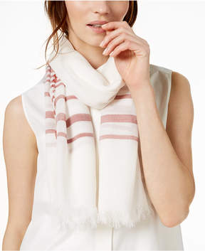 Max Mara Crespo Striped Scarf