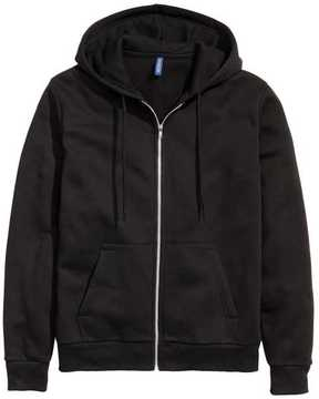 H&M Hooded Sweatshirt Jacket