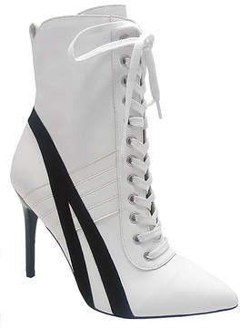 Wild Diva White Akira Boot