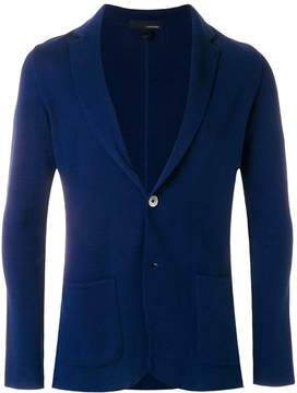 Lardini jersey blazer