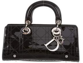 Christian Dior Mini E/W Lady Bag