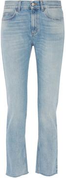 Gucci - Low-rise Bootcut Jeans - Light denim