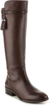 Lauren Ralph Lauren Women's Marsalis Wide Calf Riding Boot