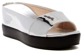 French Connection Pepper Hidden Wedge Sandal
