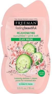 Freeman Cucumber & Pink Salt Clay Mask