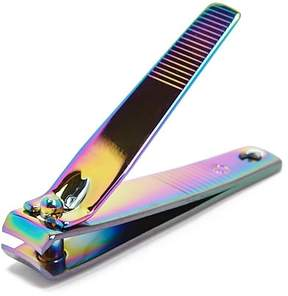 Forever 21 Iridescent Nail Clippers