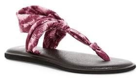 Sanuk Yoga Sling Ella Printed Sandal