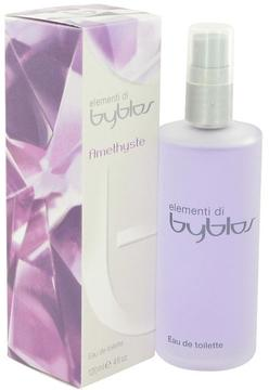 Byblos Amethyste by Byblos Eau De Toilette Spray for Women (4 oz)