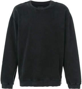 RtA printed sweatshirt