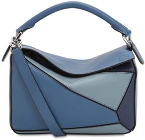 Loewe Small Puzzle Multi Leather Bag