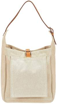 Hermes Cloth handbag - BROWN - STYLE