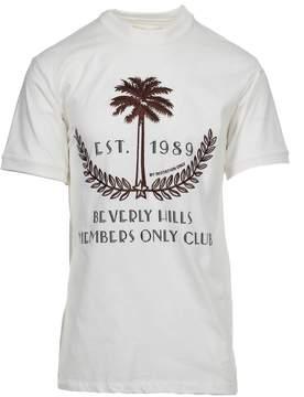 Ih Nom Uh Nit Palm Print T-shirt