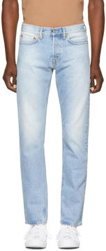 Our Legacy Blue First Cut Jeans