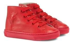 Toddler Boy's Gucci Major High Top Sneaker