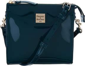 Dooney & Bourke Patent Leather North/South Jaime Crossbody
