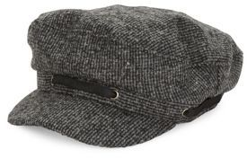 BCBGeneration Textured Newsboy Hat