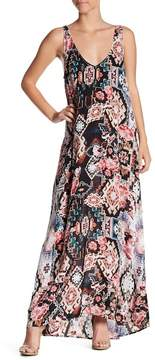 Velvet by Graham & Spencer Kiersten Hi-Lo Maxi Dress