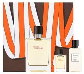 Hermes Les Sangles Terre d'Hermes Gift Set